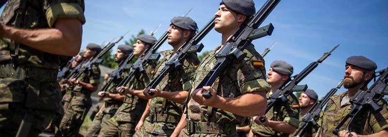 Abogados expertos militares en Las Palmas