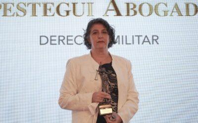 Premios De Ley Siglo XXI 2021 APESTEGUI ABOGADOS Derecho Militar